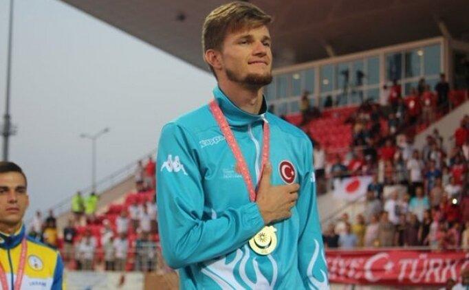 Milli Atlet Yasin Süzen'den altın madalya!