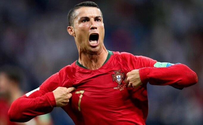 Cristiano Ronaldo'dan yeni rekor! Tam 700 gol...