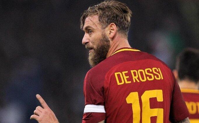 Boca'dan De Rossi açıklaması; 'Yüzde 99 bitti'