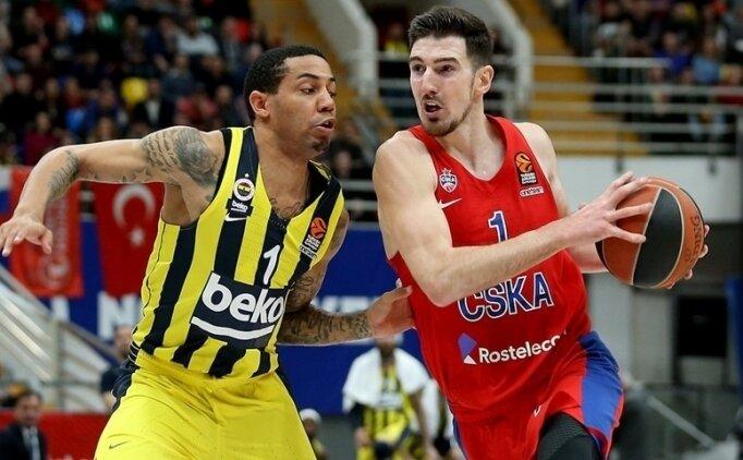 Nando De Colo ile CSKA'nın yolları ayrıldı!