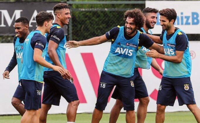 Fenerbahçe'de ilk hafta öncesi sakatlık sıkıntısı