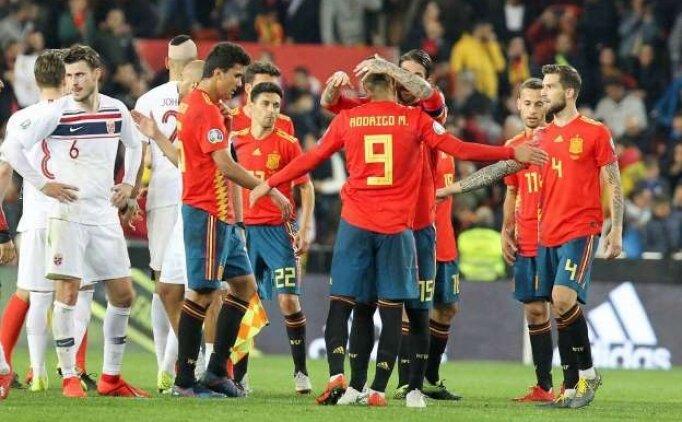 Bilyoner.com ile maç önü: Norveç - İspanya