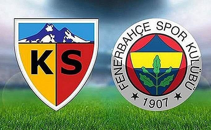 ÖZET izle, Kayserispor Fenerbahçe maçı golleri izle