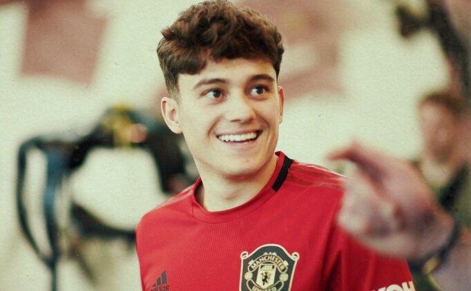 Manchester United, alt ligden transfer yaptı! Daniel James...