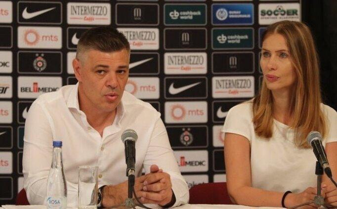 Partizan cephesi temkinli; 'Zor bir maç var'