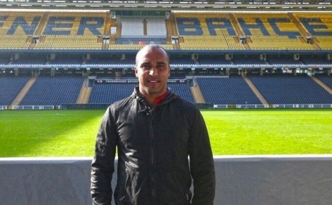 Deivid: 'Fenerbahçe için futbolcu bakıyorum'