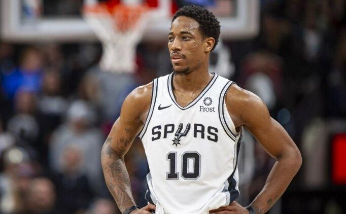 Spurs, DeRozan'ın bu sezon daha iyi olacağını düşünüyor