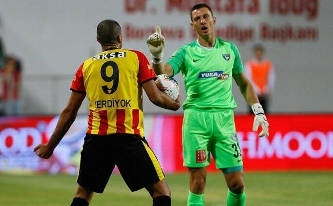 Denizlispor'un penaltısavarı; Adam Stackhowiak!