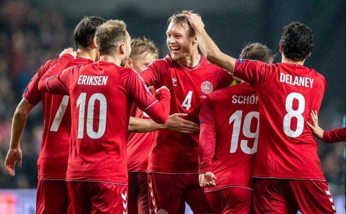EURO 2020 elemeleri heyecanı 8 maçla devam edecek