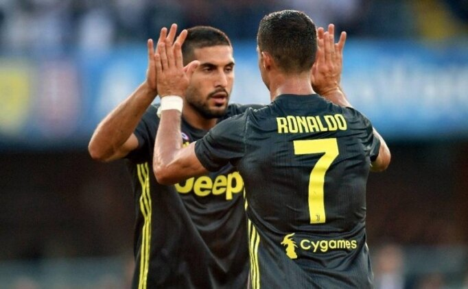 Emre Can'dan Ronaldo itirafı; 'Kaybettim ama...'