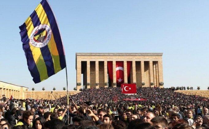 Fenerbahçe, 10 Kasım'da Atatürk'ü anmak için Dolmabahçe'de