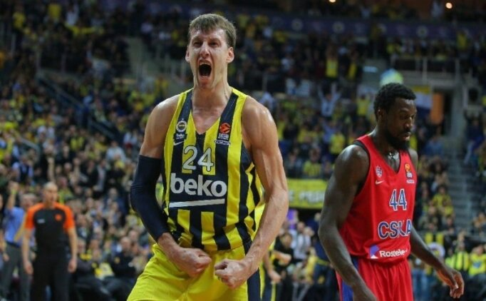 THY EuroLeague MVP'si Jan Vesely!