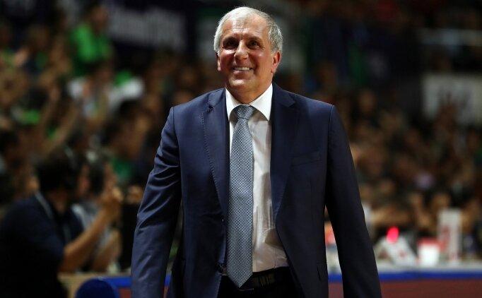 Zeljko Obradovic: 'Fenerbahçe'de çok mutluyum!'