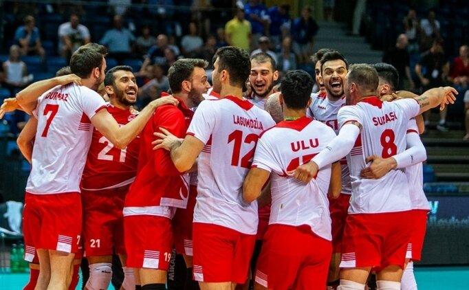 FIVB Erkekler Challenger Kupası'nda Türkiye'nin rakipleri belli oldu!