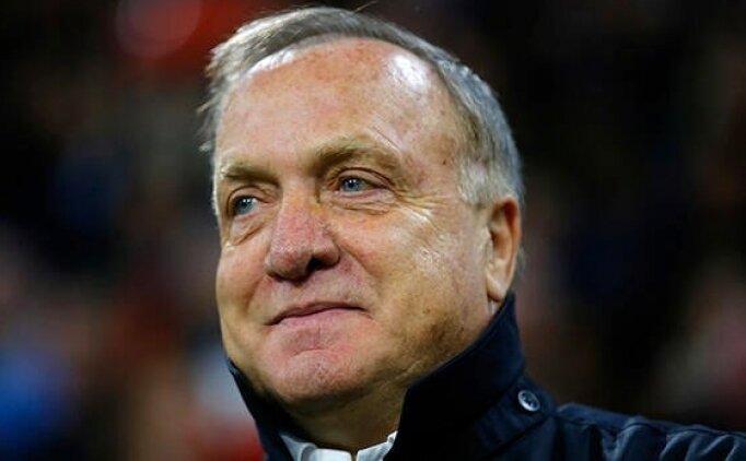 Feyenoord, sezon sonuna kadar Advocaat'a emanet!