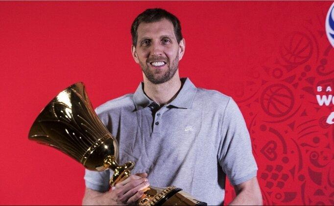 FIBA'dan Dirk Nowitzki'ye görev