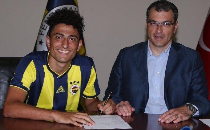 Fenerbahçe'nin yeni 'wonderkid'i: Abdulcebrail!
