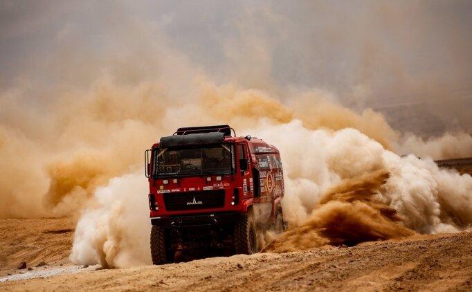 Dakar Rallisi'nde kaza, diskalifiye getirdi