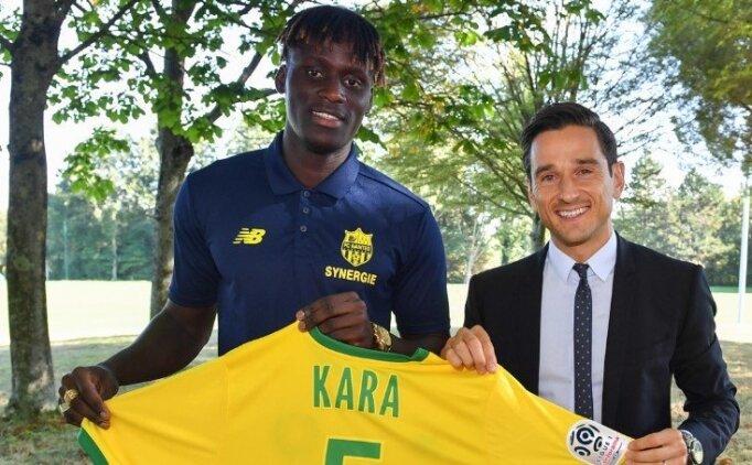 Anderlecht, Kara Mbodji'yi açıkladı