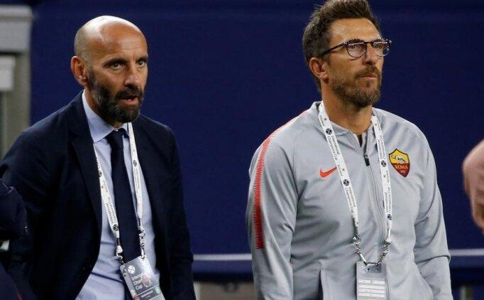 Di Francesco ve Monchi, Sevilla'da buluşuyor!