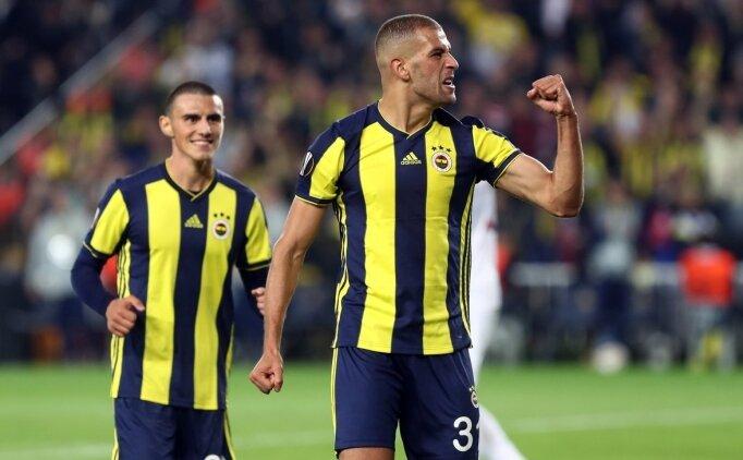 Islam Slimani: 'Zenit maçı yeni başlangıç olacak'