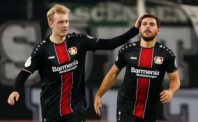 Leverkusen, Union Berlin'i rahat geçti