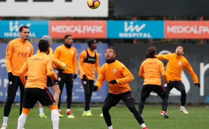 Galatasaray'da tatil sona erdi