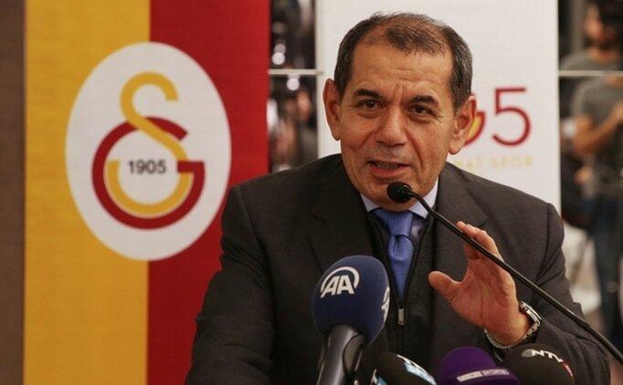 Dursun Özbek'ten haciz iddialarına cevap!