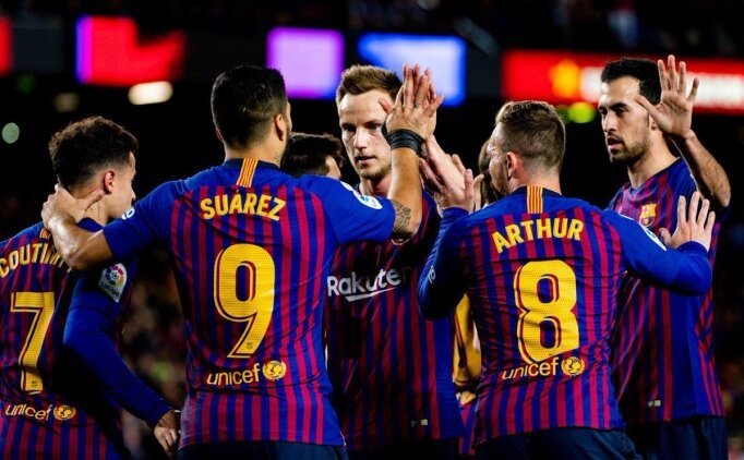 Spor Toto 1. Lig'de Barcelona'ya sürpriz davet!