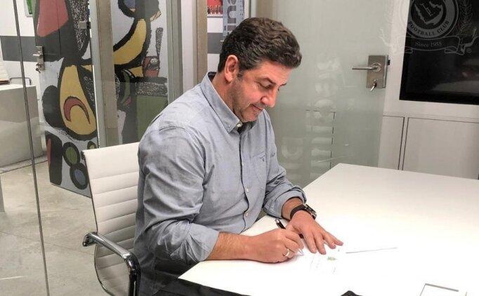 Amrabat ve Giuliano'nun yeni hocası Rui Vitoria