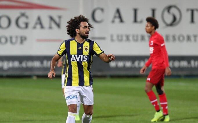 Fenerbahçe'de elde var Sadık!