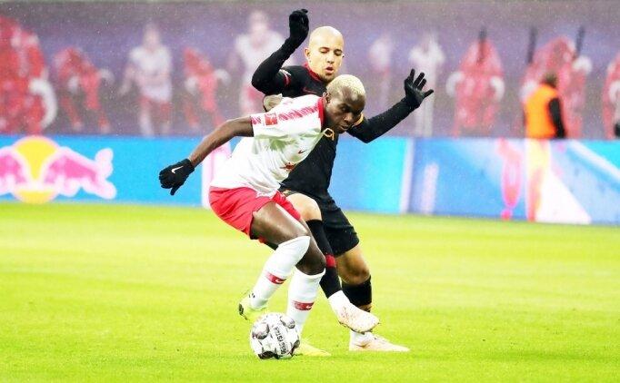 Leipzig - Galatasaray maçında kazanan yok