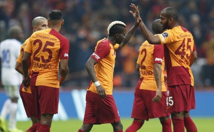 Galatasaray 3 eksikle Trabzonspor'u ağırlıyor