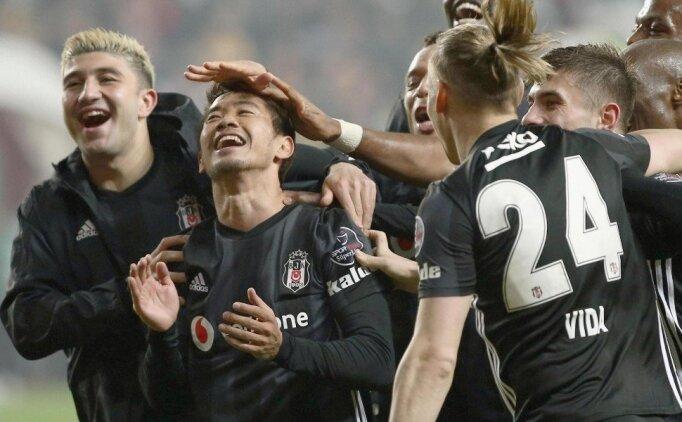 Uzakdoğu'da moda Beşiktaş!
