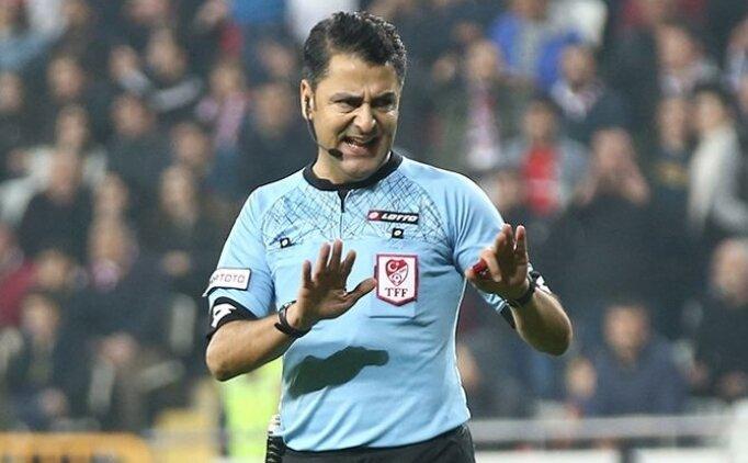 Beşiktaş - Fenerbahçe derbisini kim yönetecek?