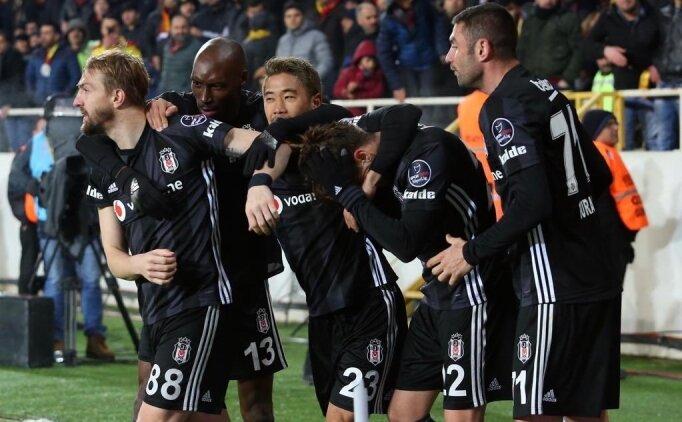 Beşiktaş, Fenerbahçe derbisi öncesi hata yapmadı