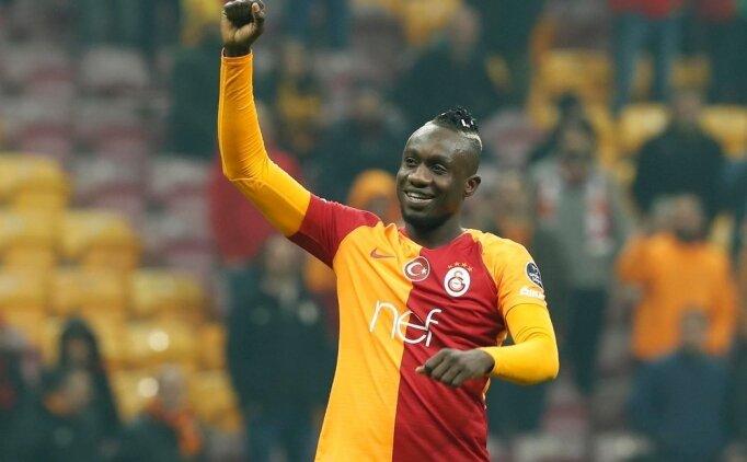 Fatih Terim'den Mbaye Diagne'ye ilk uyarı