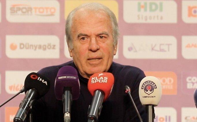 Mustafa Denizli'den Diagne ve Galatasaray açıklaması