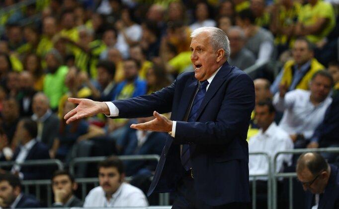 Zeljko Obradovic: 'Olumlu şeyler vardı'