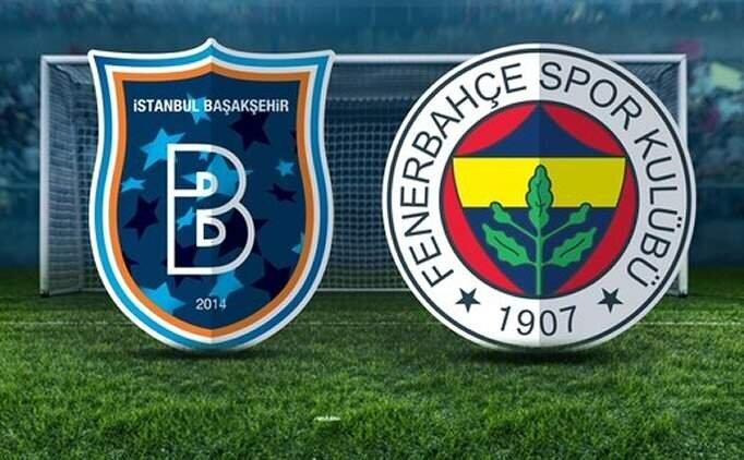 Başakşehir Fenerbahçe özet İZLE; FB maçı tüm golleri izle