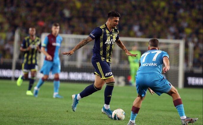Fenerbahçe'de Ozan Tufan ve Luiz Gustavo kararı!