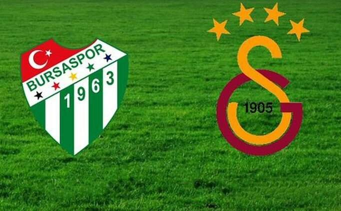 Bursaspor Galatasaray maçı özet izle, Bursa GS golleri izle