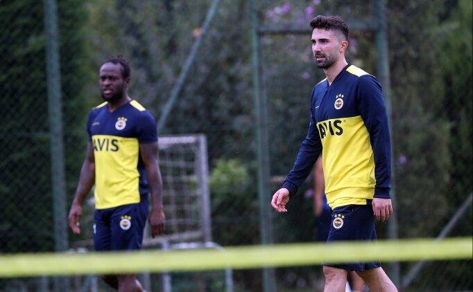 Fenerbahçe'de çifte mutluluk; Hasan Ali & Garry Rodrigues!