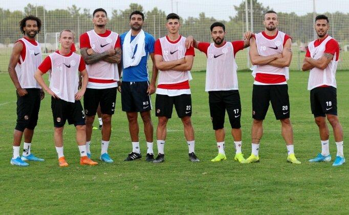 Antalyaspor sezona 'gençleşerek' giriyor!