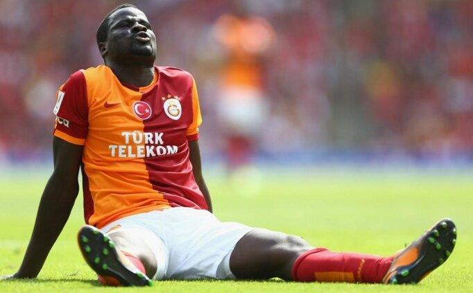 Eboue: 'Beşiktaş taraftarı şişenin içine işeyip bana attı'