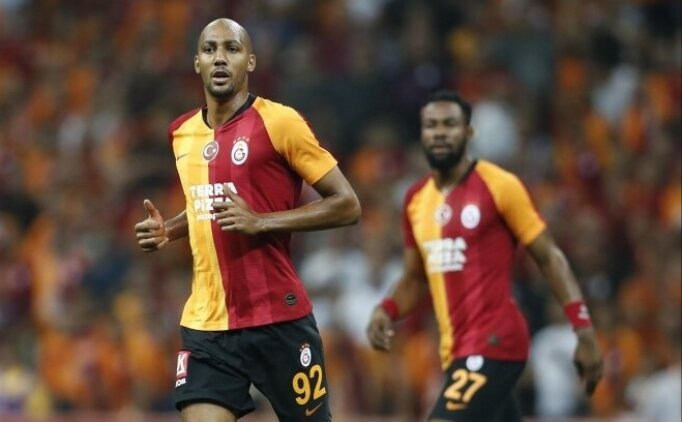 Galatasaray'da Nzonzi'nin rakamları dibe vurdu