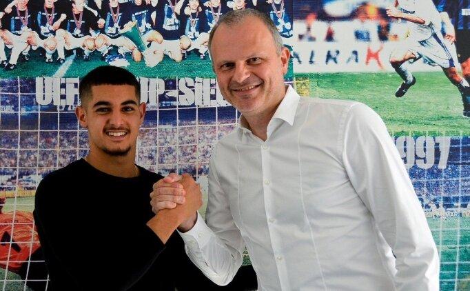 Schalke, Levent Mercan ile yeni sözleşme imzaladı