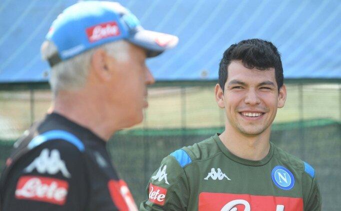 Napoli, Lozano transferine noktayı koydu