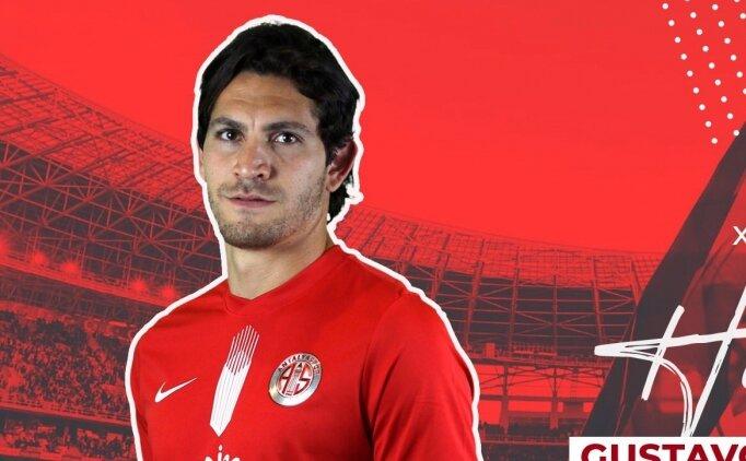 Antalyaspor'a Tangocu golcü geldi!