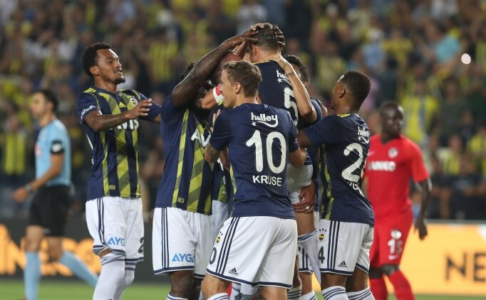 Fenerbahçe, lige fırtına gibi başladı!